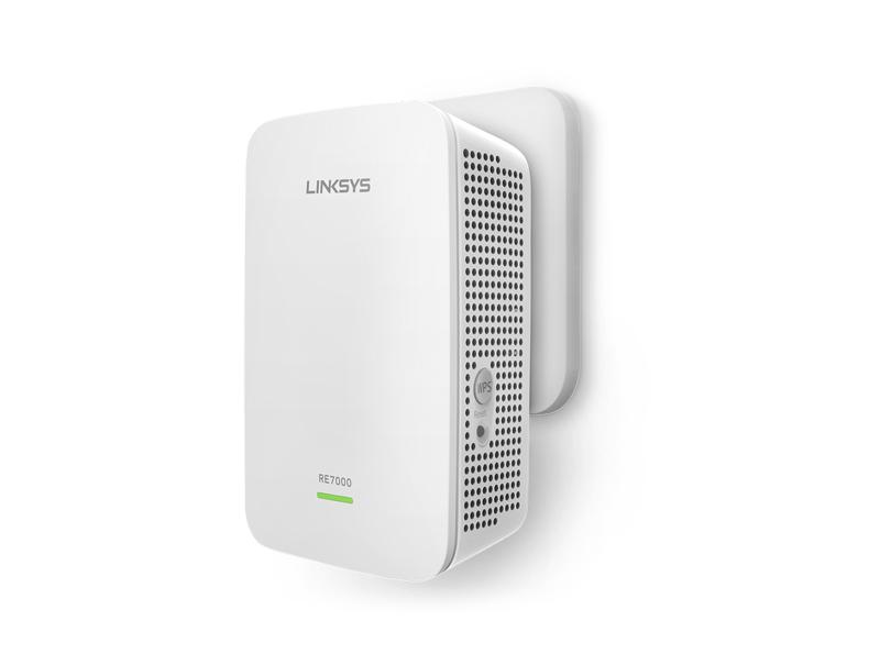 Linksys MAX-STREAM AC1900 Wi-Fi Range Extender